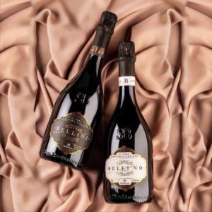 Bellini en Bellino cocktails